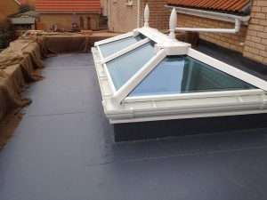 Rubber Roofing Wolverhampton Middlebrook Property