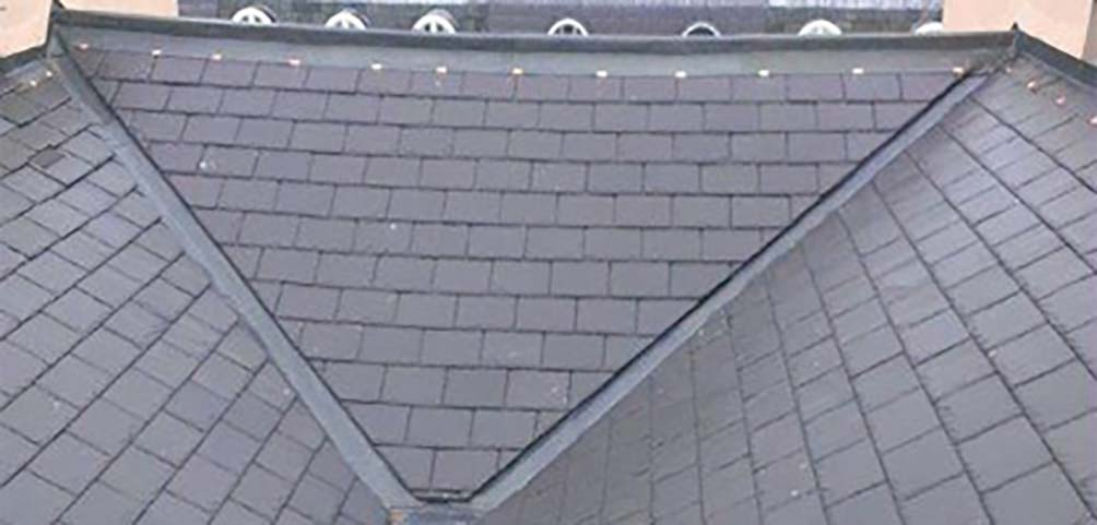 Slate Roofing services Staffordshire