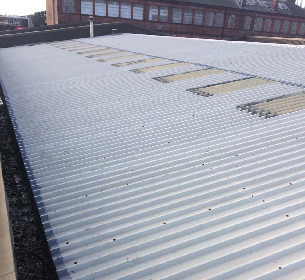 Skylights Roof Cleaning Birmingham Middlebrook Property