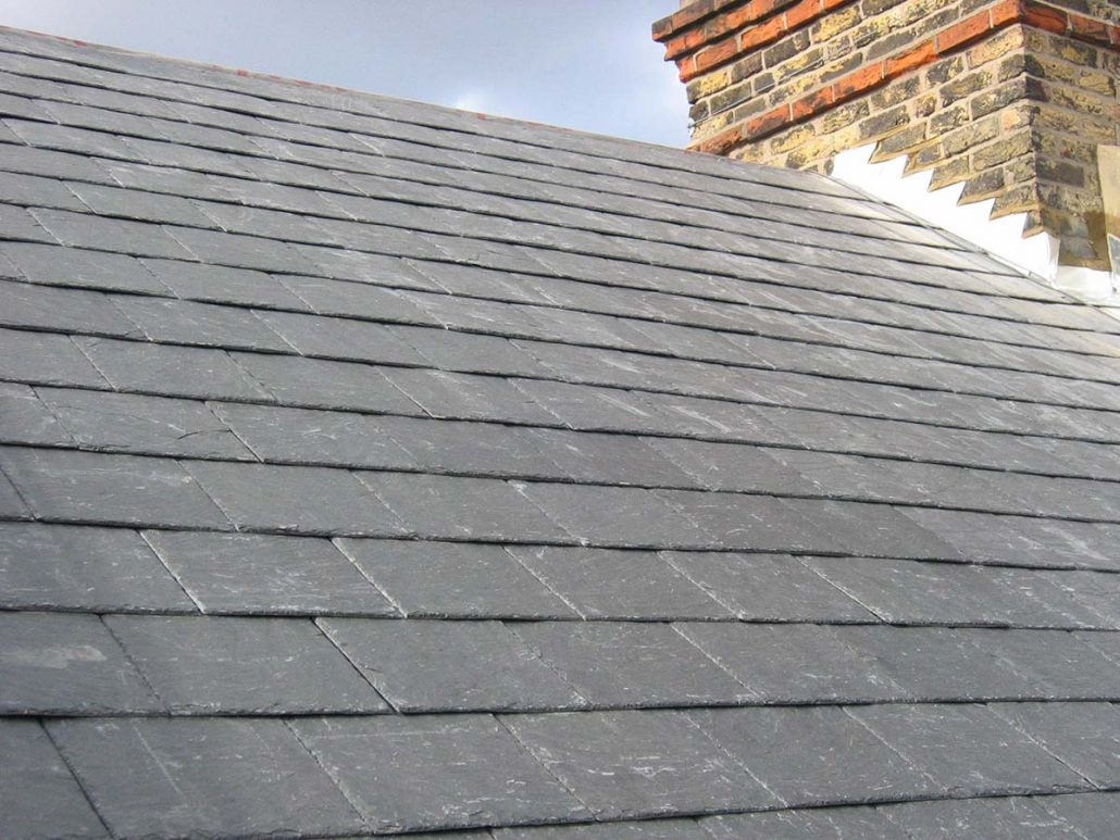 Slate Tiled Roofing Walsall and Birmingham