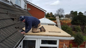 Epdm Rubber Roofing Walsall And Brownhills Middlebrook