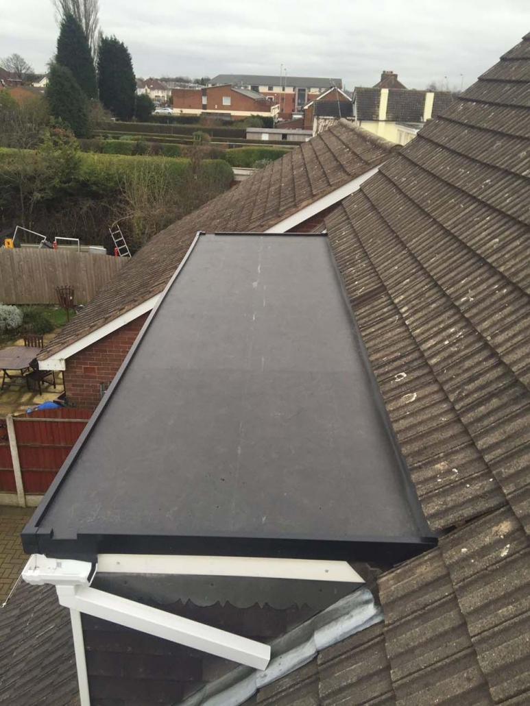 EPDM Rubber Roofing Cheslyn Hay Staffordshire