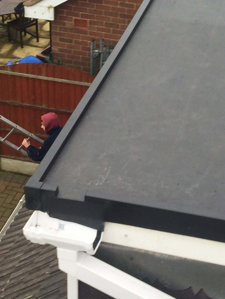 EPDM Rubber Roofing Sutton Coldfield West Midlands