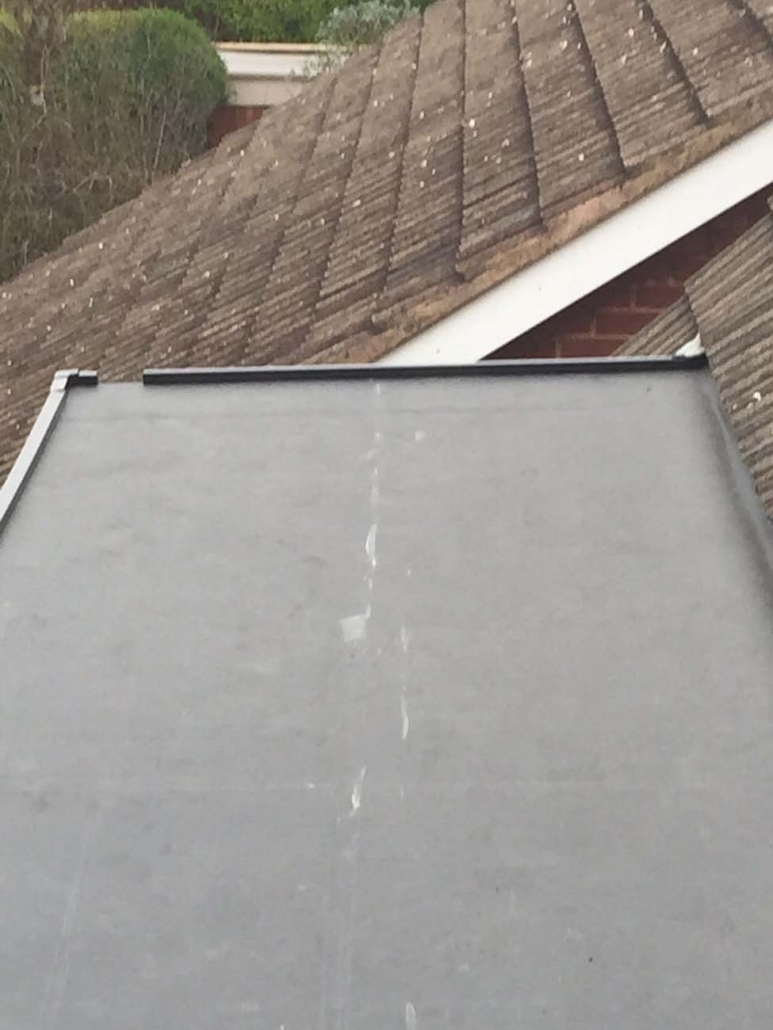 EPDM Rubber Roofing Walsall Wood and Aldridge