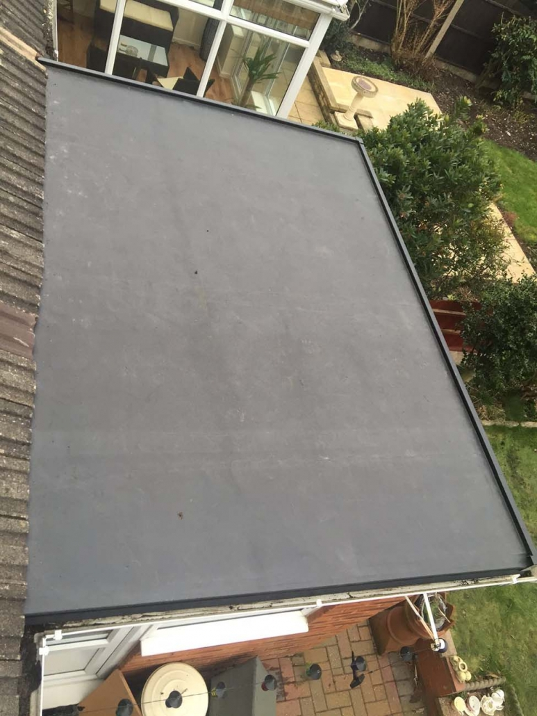 EPDM Rubber Roofing Hardwick and Shenstone