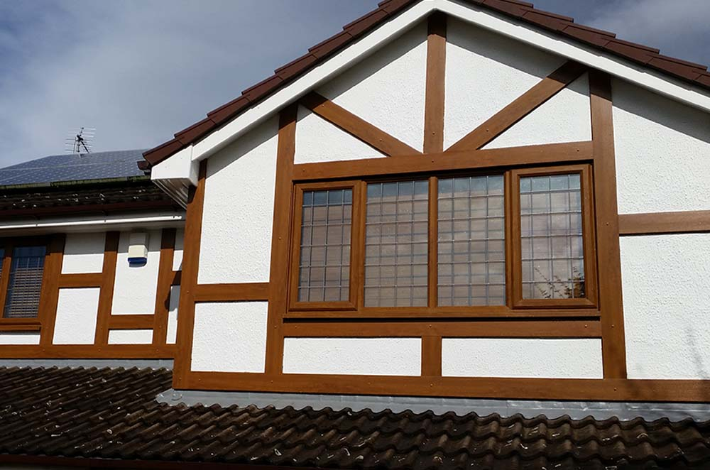 Cladding & Tudor Boards Walsall and Brownhills