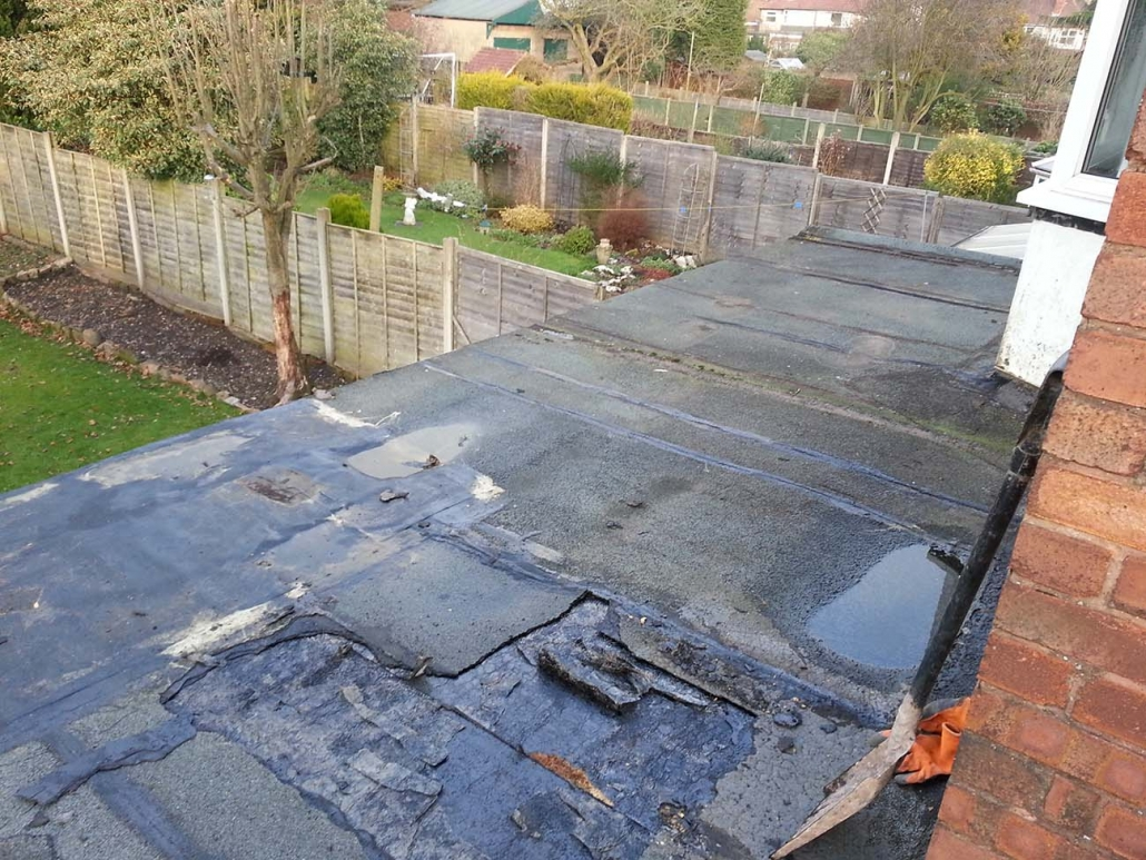 Flat roof installations in Walsall Wood, Wednesbury and West Midlands