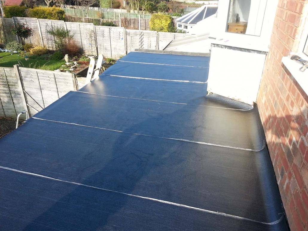 Flat roof installations in Wolverhampton, Bilston and West Midlands