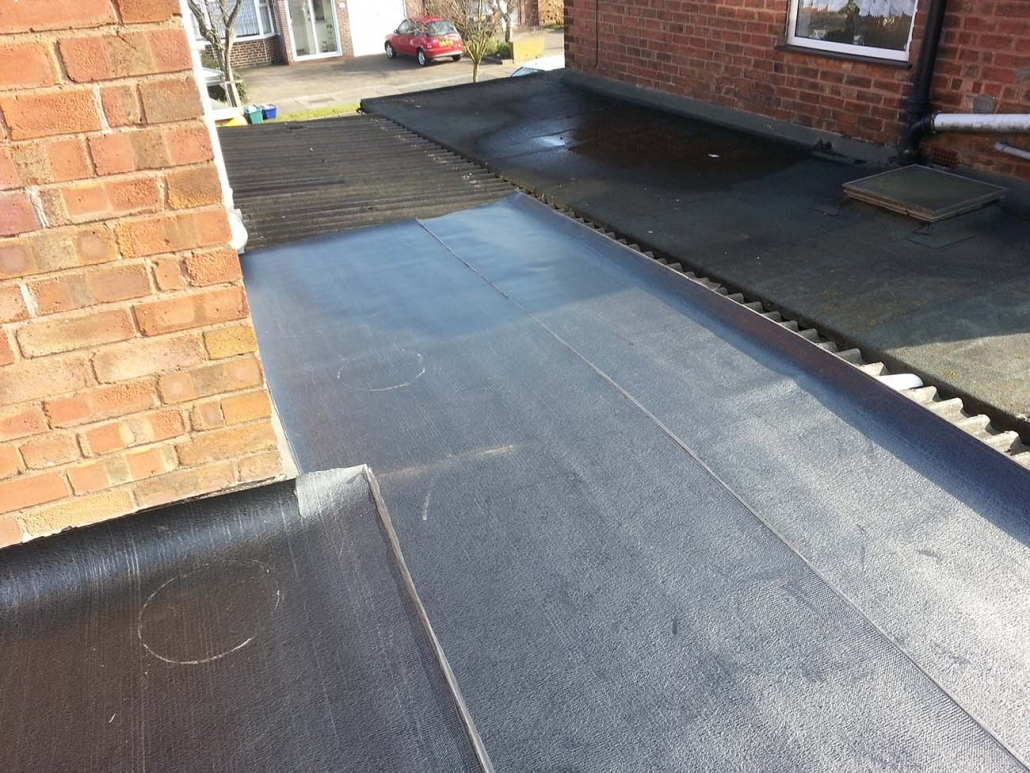 Flat roof installations in Hednesford, Burntwood and West Midlands