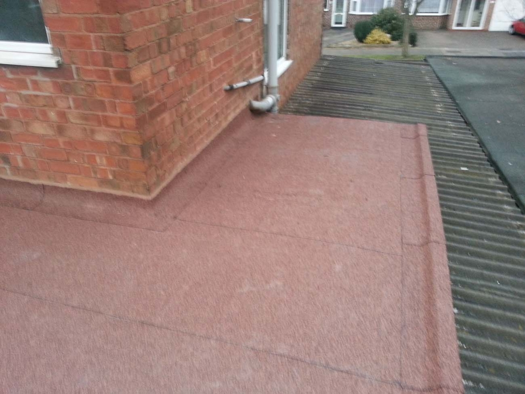 Flat roof installations in Walsall, Birmingham and West Midlands