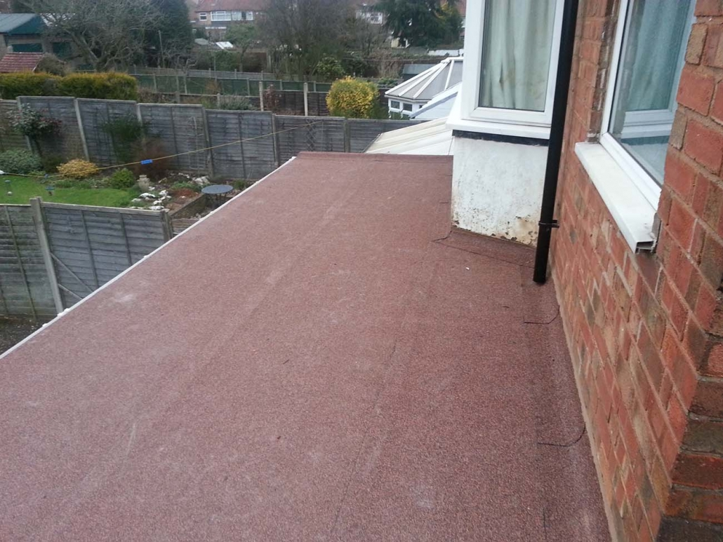 Flat roof installations in Walsall, Tamworth and West Midlands