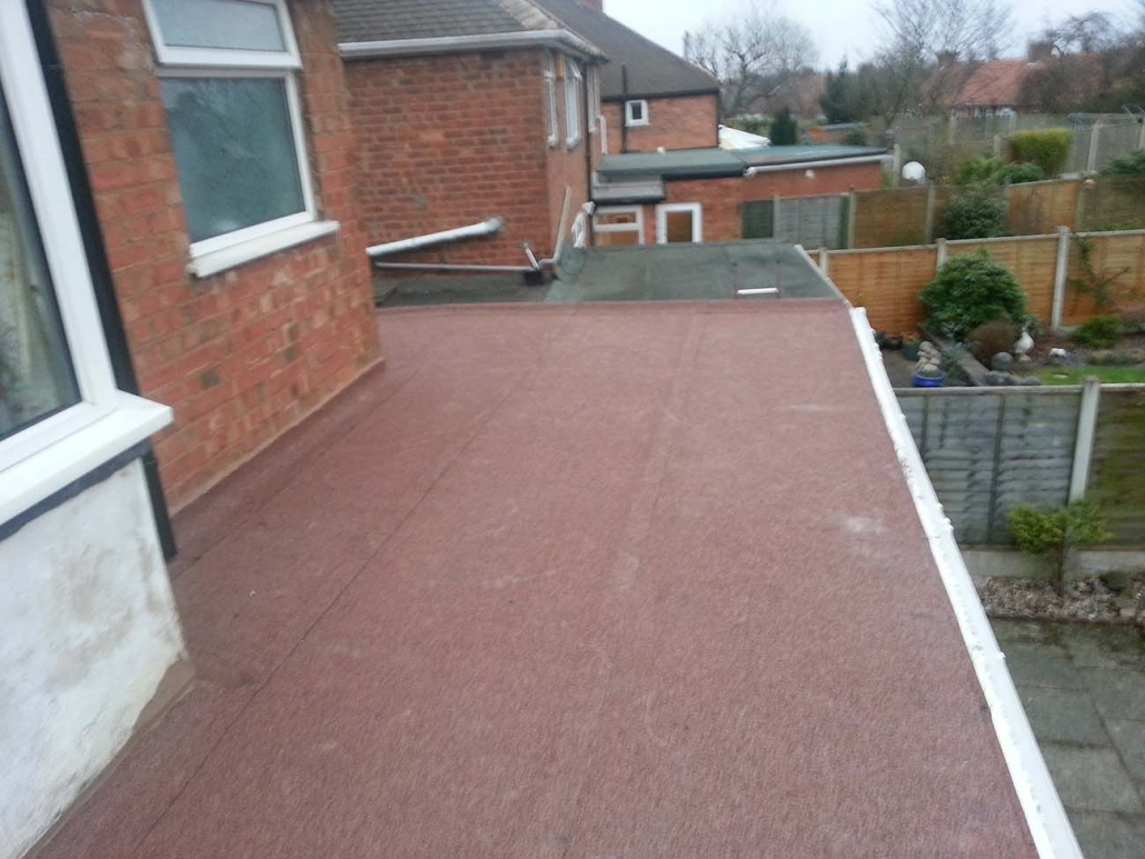 Flat roof installations in Walsall, Lichfield and West Midlands