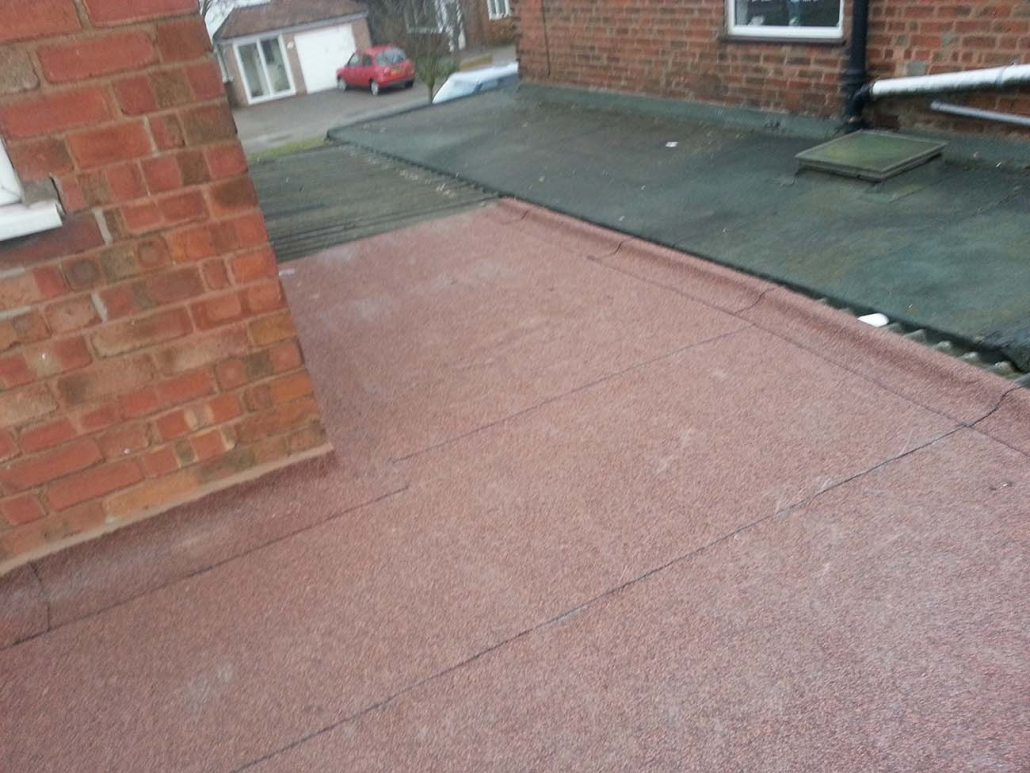 Flat roof installations in Walsall, Cannock and West Midlands