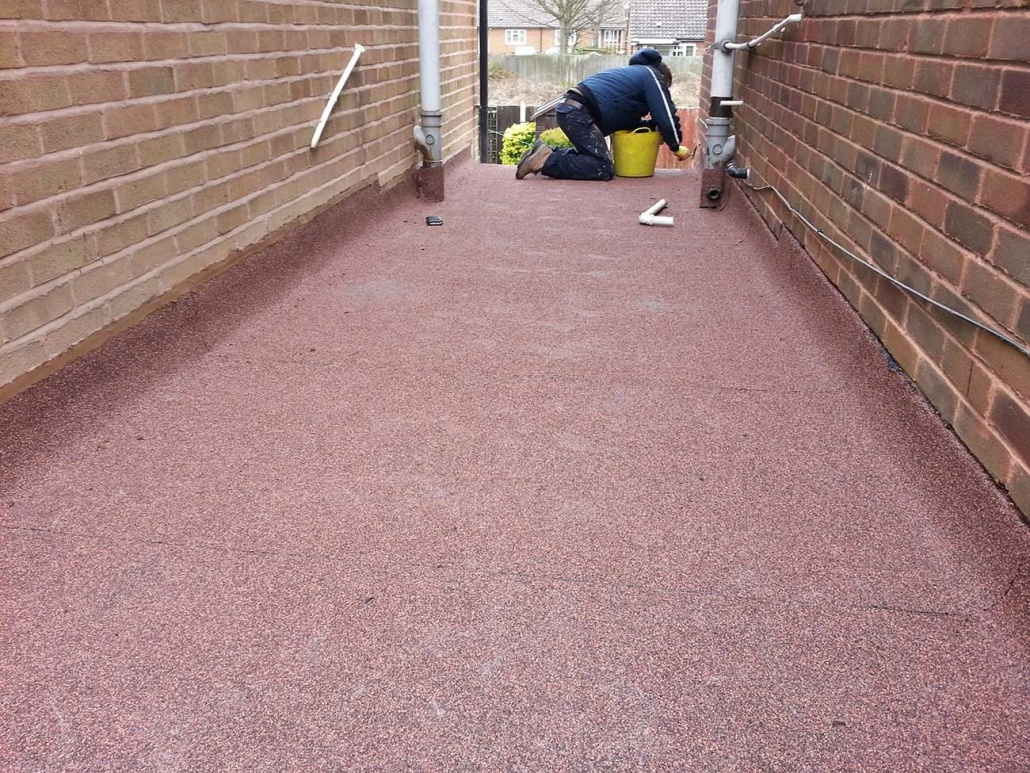Flat roof installations in Walsall, Aldridge and West Midlands