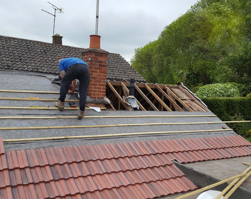 Middlebrook Property Maintenance Walsall Wood for roofing and ground work services
