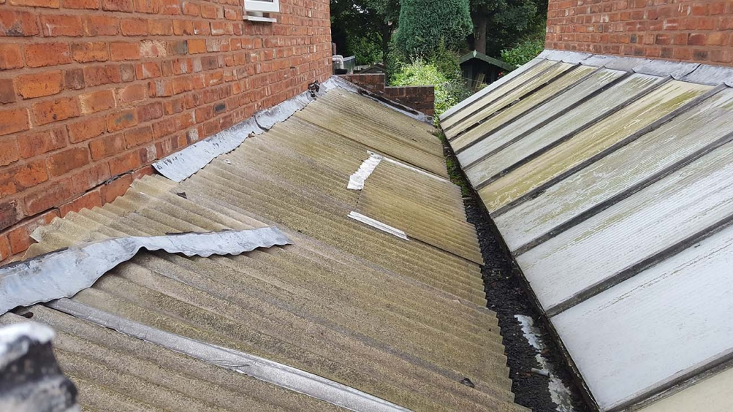 Roofing Services Felt Tiled Slate Rubber Amp More
