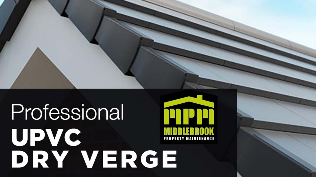 uPVC dry verge walsall west midlands