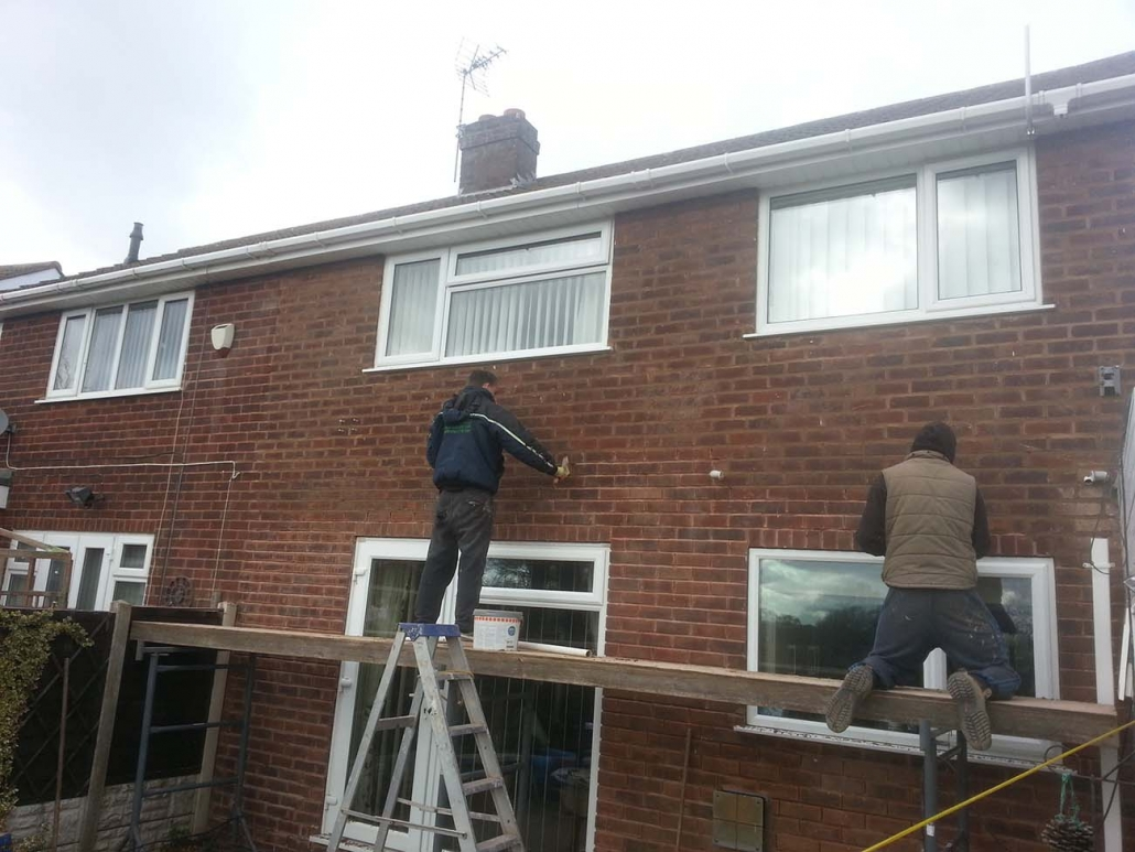 Repointing repairs Walsall