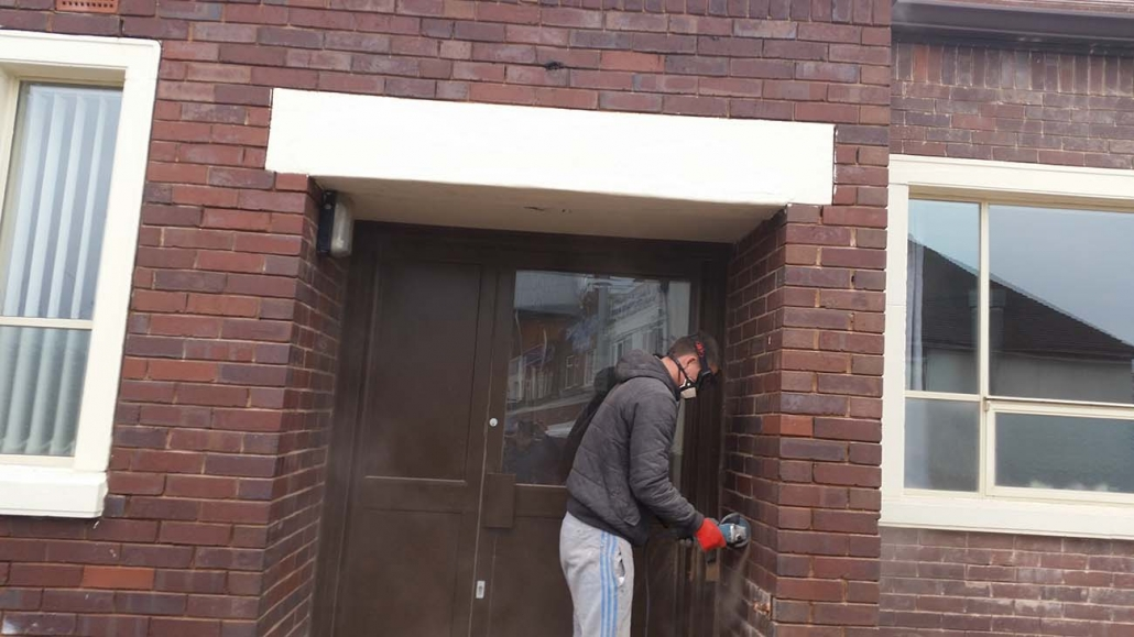 Repointing And Repairs Middlebrook Property Maintenance Ltd