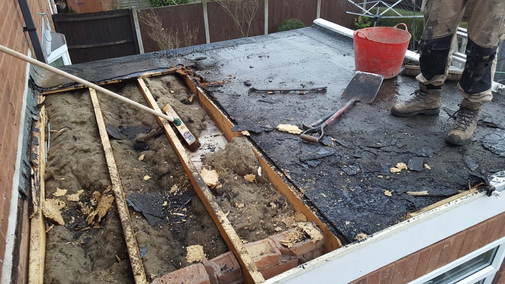 EPDM Rubber Roofing West Bromwich Midlands