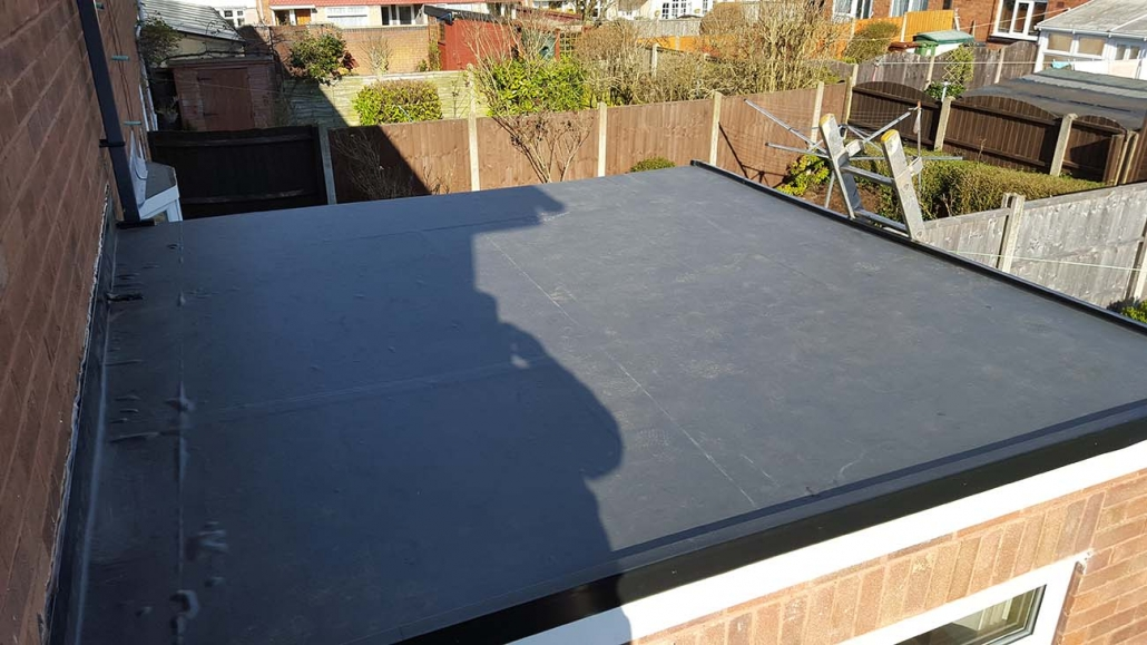 EPDM Rubber Roofing Smethwick & West Midlands