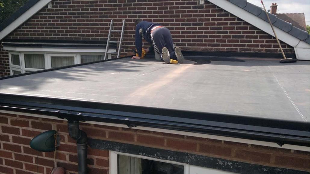 EPDM Rubber Roofing Handsworth & Birmingham