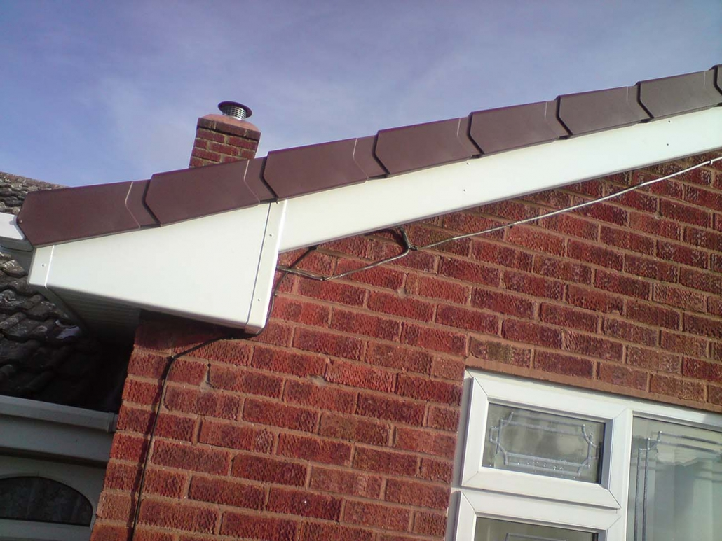 Soffits, fascias and guttering Walsall, Brownhills and West Mdilands