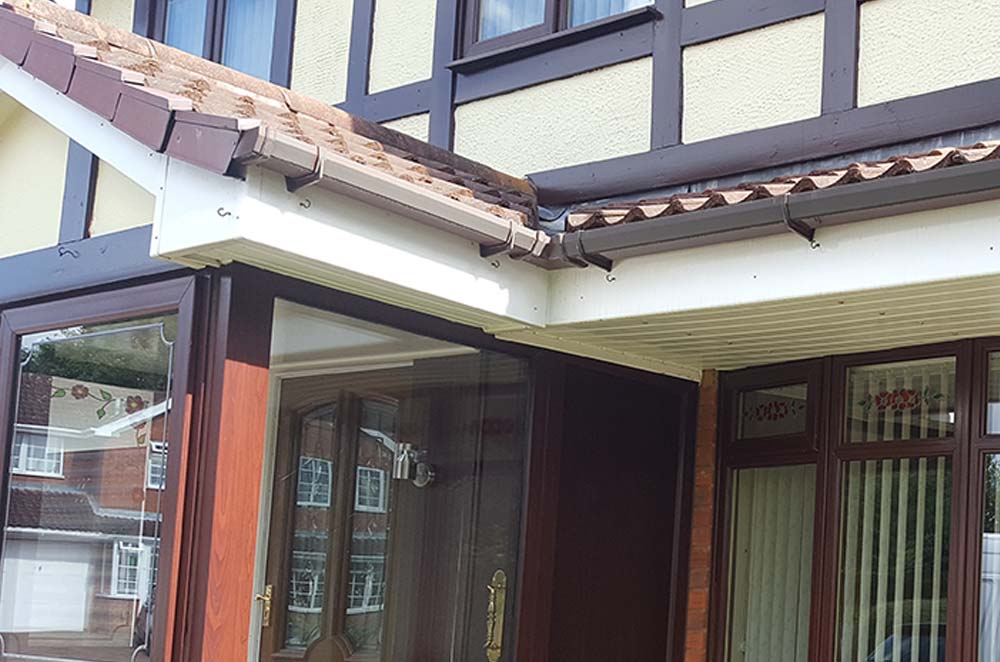 Soffits, Fascias and Guttering in Walsall, West Midlands