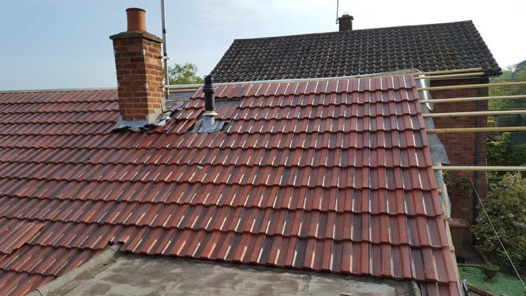 Tiled Roofing Services Walsall Wood and West Midlands