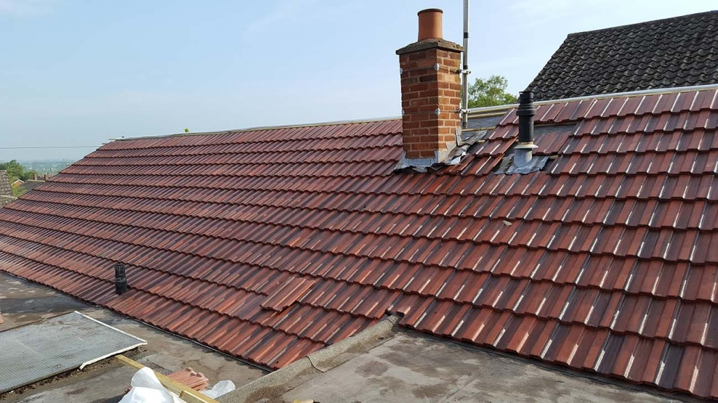 Tiled Roofing Services Walsall Wood, Lichfield and Midlands