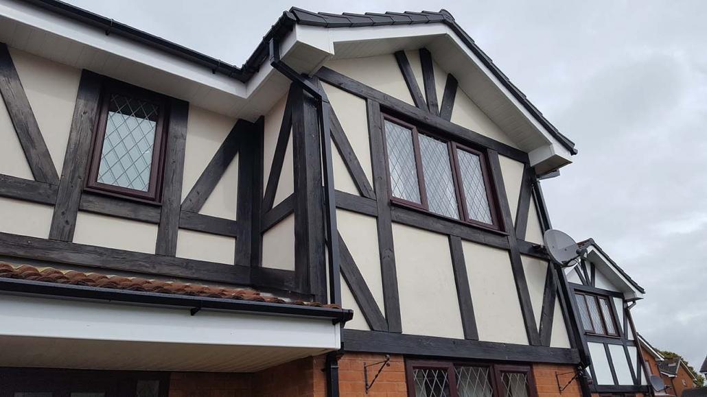 Tudor Boarding Walsall