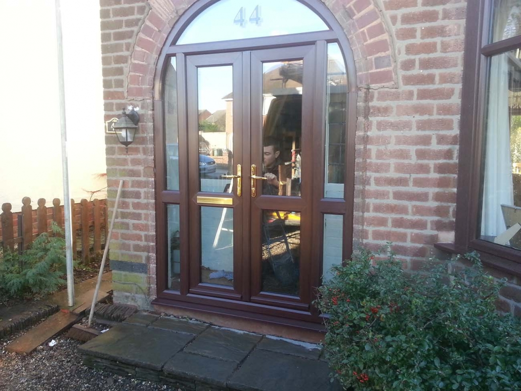 uPVC doors company Brownhills, Walsall and West Midlands