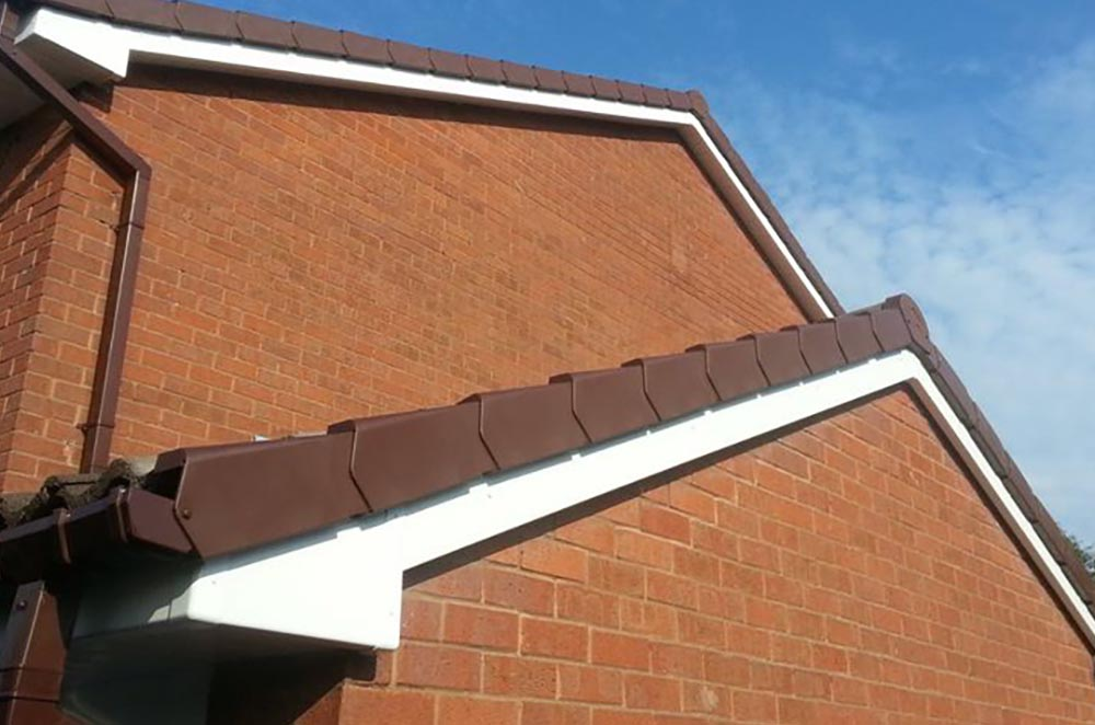 upvc Dry Verge Walsall, Cannock, Brownhills