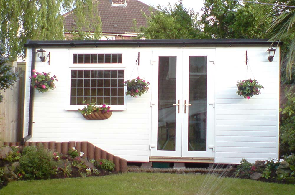 upvc Outhouses and Sheds Walsall West Midlands