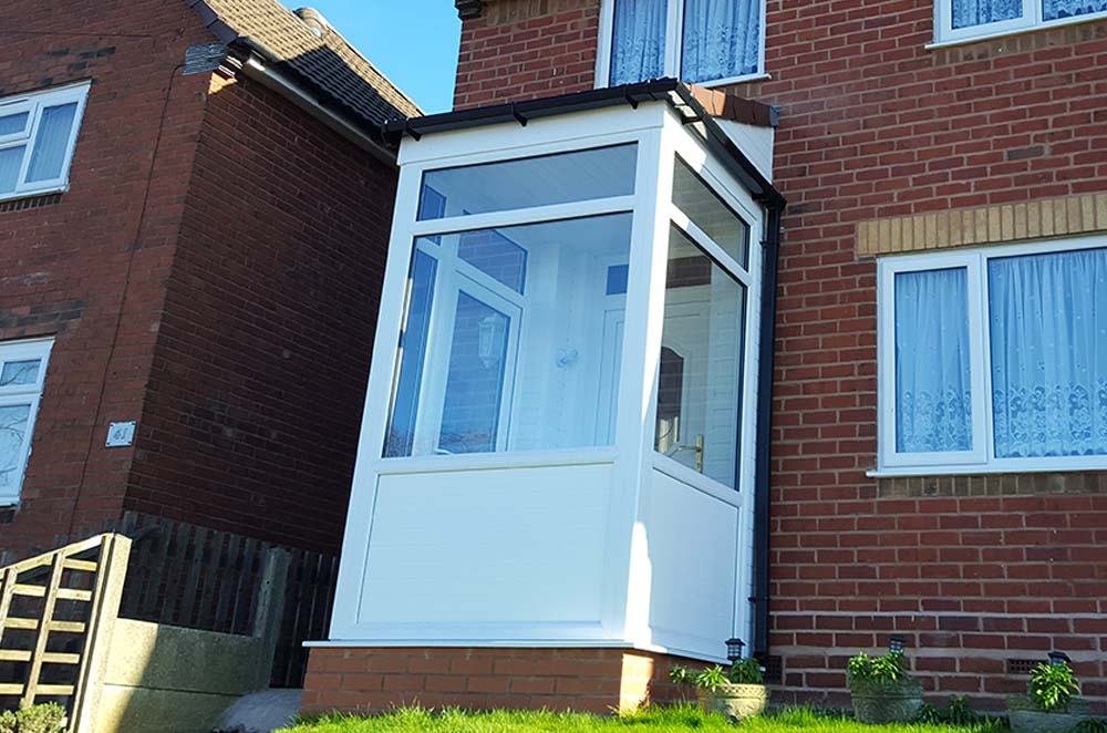upvc Porch Walsall and West Midlands